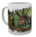 Taza Dragons 223977