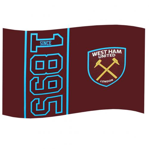 Bandera West Ham United