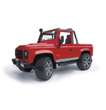 Maqueta Bruder 02591 - Land Rover Defender Pick Up