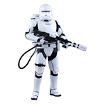 Star Wars Episode VII Figura Movie Masterpiece 1/6 First Order Flametrooper 30 cm