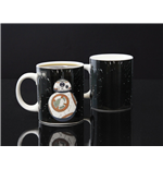 Star Wars Episode VII Taza sensitiva al calor BB-8