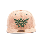 The Legend of Zelda Gorra Snap Back Triforce Logo Cork