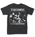 Camiseta 7 Seconds OLD SCHOOL AMERICA