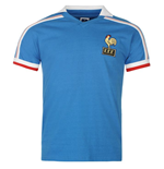 Camiseta Retro Francia 1986 Home
