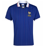 Camiseta Retro Francia 1982 Home