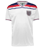 Camiseta Retro Inglaterra 1982 Home