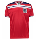 Camiseta Retro Inglaterra 1982 Away