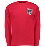 Camiseta Retro Inglaterra 1966 Away No6