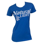 Camiseta Natural Light de mujer