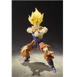 Muñeco de acción Bola de Dragón Z - Son Goku War Awake Version Figure