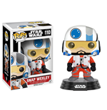 Star Wars Episode VII POP! Vinyl Cabezón Snap Wexley 9 cm