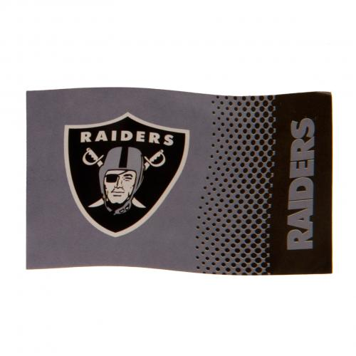 Bandera Oakland Raiders