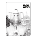 Placa Doctor Who 226370