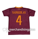 Camiseta  AS Roma Home 2016/17 Nainggolan 4 réplica
