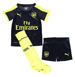 Camiseta Arsenal 2016-2017 Third