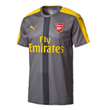 Camiseta Arsenal 2016-2017 (Gris)