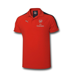Polo Arsenal 2016-2017 (Rojo)