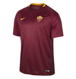 Camiseta AS Roma 2016-2017 Home Nike de niño