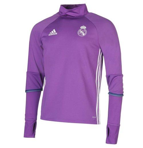 20bc584fc Compra Sudadera Real Madrid 2016-2017 (Morado) Original