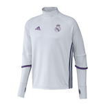 Sudadera Real Madrid 2016-2017 (Blanco)