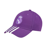 Gorra Real Madrid 2016-2017 (Morado)