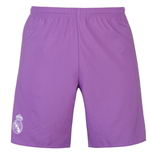 Pantalón corto Real Madrid 2016-2017 Away (Morado)