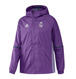 Chaqueta Real Madrid 2016-2017 (Morado)