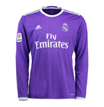 Camiseta Real Madrid 2016-2017 Away
