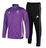 Chándal Real Madrid 2016-2017 (Morado)