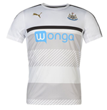 Camiseta Newcastle United 2016-2017 (Blanco)