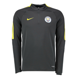 Sudadera Manchester City FC 2016-2017 (Gris Oscuro)