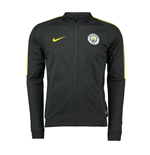 Chaqueta Manchester City FC 2016-2017 (Gris Oscuro)