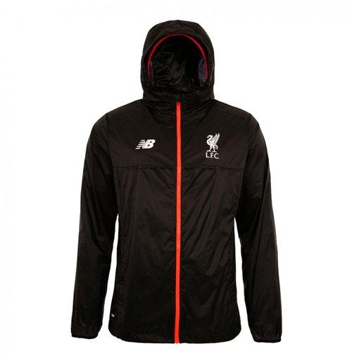 28bf6457c72c5 Compra Chaqueta Liverpool FC 2016-2017 (Negro) Original