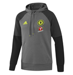 Sudadera Chelsea 2016-2017 (Gris Oscuro)