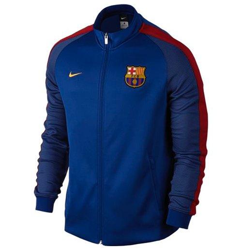 ebea92306a1e9 Chaqueta FC Barcelona 2016-2017 Original  Compra Online en Oferta
