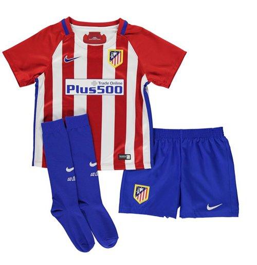Compra Camiseta Atlético Madrid 2016-2017 Home Original 278f89b6a9e