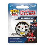 Captain America Civil War POP! Pins Chapa Crossbones