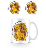 El rey león Taza Cant Wait To Be King
