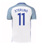Camiseta Inglaterra 2016-2017 Home (Sterling 11)