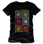 Camiseta Juego de Tronos (Game of Thrones) 227394