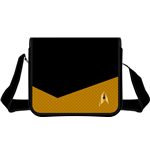 Star Trek Bandolera Yellow Suit