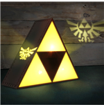 Legend of Zelda Lámpara Triforce 20 cm