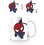Taza Spiderman Kawaii