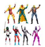 Marvel Legends Series Figuras 10 cm 2016 Wave 2 Surtido (8)