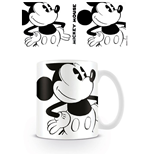 Mickey Mouse Taza Vintage Big