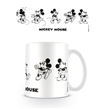 Mickey Mouse Taza Vintage