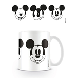 Mickey Mouse Taza Faces