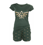 Pijama The Legend of Zelda Hyrule Royal Crest - XXL