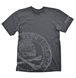 Camiseta Uncharted 4: A Thief's End Pirate Coin - S