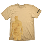 Camiseta Uncharted 227632